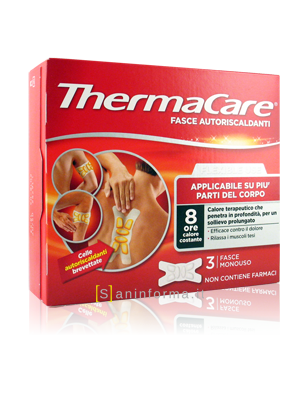 ThermaCare Fasce Autoriscaldanti Flexible Use