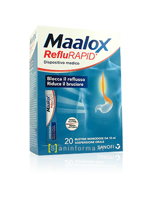 Maalox Reflurapid