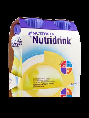 Nutricia Nutridrink Gusto Vaniglia