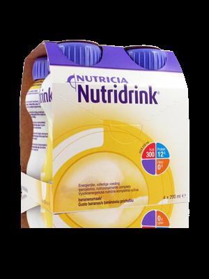 Nutricia Nutridrink Gusto Banana