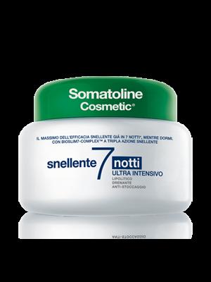 Somatoline Cosmetic Snellente 7 Notti Ultra Intensivo