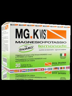 MgK Vis Magnesio Potassio Lemonade