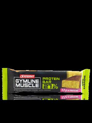 Enervit Gymline Muscle Protein Bar 27% Zabaione