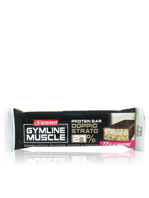 Enervit Gymline Muscle Protein Bar 27% Milk