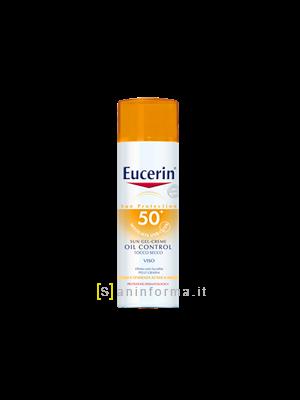 Eucerin Sun Gel-Creme Viso Oil Control FP50+
