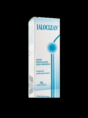 Ialoclean Spray Mucosa Oro-Faringea
