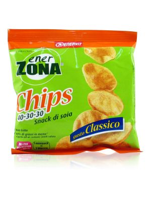 Enerzona Chips 40-30-30 Classico 1 Busta