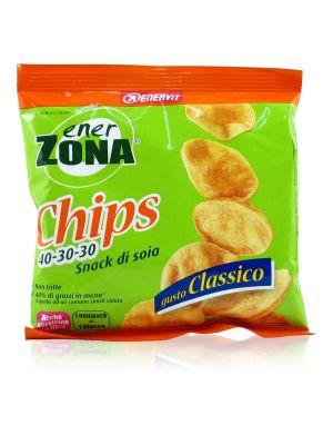 Enerzona Chips 40-30-30 Classico 1 Busta