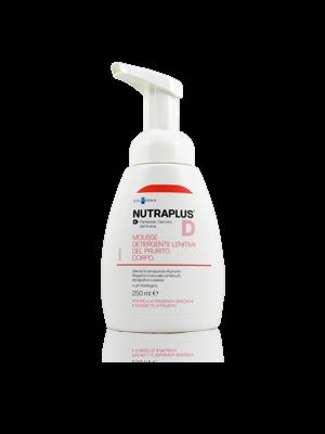 Nutraplus D Mousse Detergente Lenitivo