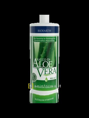 Bioearth Succo Aloe Vera Formula Depurativa