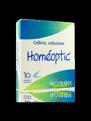 Homeoptic Boiron Collirio