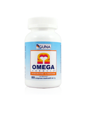 Guna Omega Formula