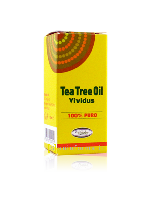 Tea Tree Oil Vividus 100%Puro