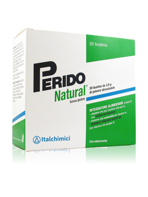 Perido Natural Bustine