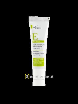 Vebix Phytamin Crema Deodorante 1 Settimana