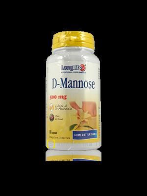 LongLife Integratore D-Mannose Comfort Urinario