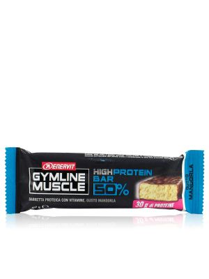 Enervit Gymline Muscle High Protein Bar 50% Mandorla