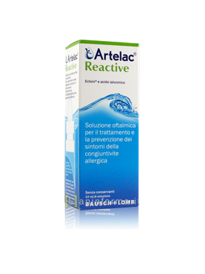 Artelac Reactive Spray