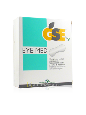 GSE Eye Med Compresse