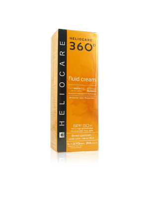 Heliocare 360° Fluid Cream SPF50+