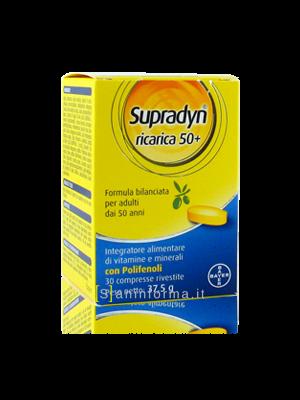 Supradyn Ricarica 50+ Compresse