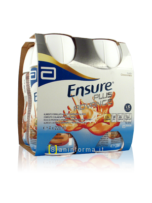 Ensure Plus Advance Gusto Cioccolato