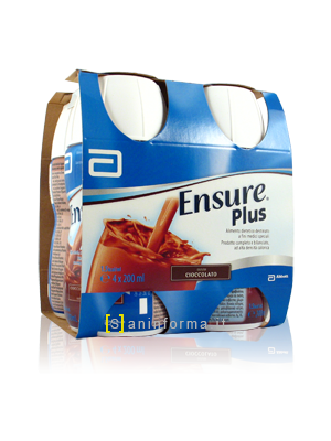 Ensure Plus Gusto Cioccolato