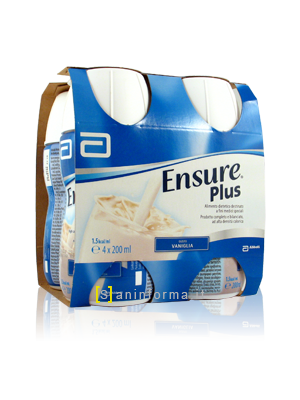 Ensure Plus Gusto Vaniglia