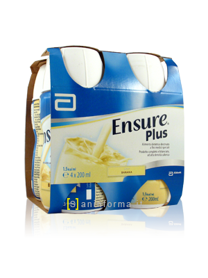 Ensure Plus Gusto Banana
