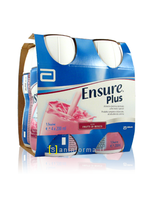 Ensure Plus Gusto Frutti di Bosco