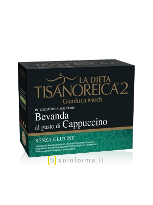 Tisanoreica Bevanda Cappuccino
