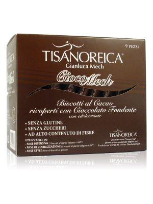 Tisanoreica Choco Mech Biscotti Cioccolato Fondente