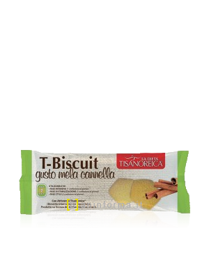 Tisanoreica T-Biscuit Mela e Cannella