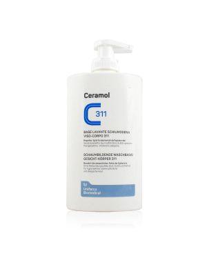 Ceramol Base Lavante Schiumogena Viso-Corpo 311