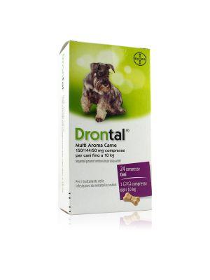 Drontal Multi Aroma Carne 24 Compresse