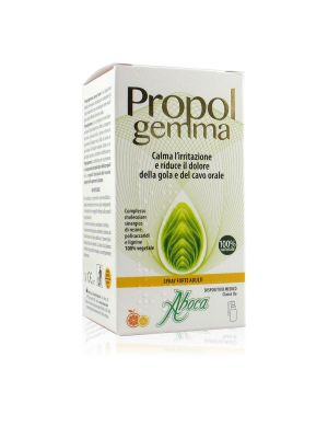 Aboca Propolgemma Spray Forte Adulti