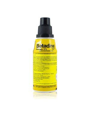 Betadine 10% Soluzione Cutanea Iodopovidone