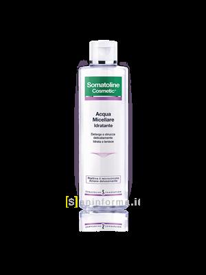 Somatoline Cosmetic Acqua Micellare Idratante