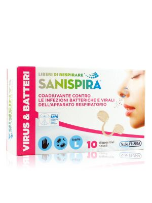 Sanispira Virus e Batteri L