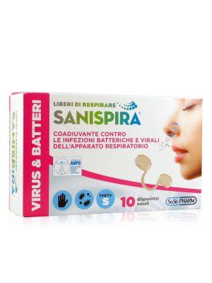 Sanispira Virus e Batteri S