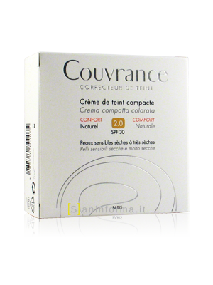 Couvrance Crema Compatta Colorata Confort Naturel