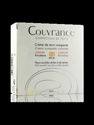 Couvrance Crema Compatta Colorata Confort Porcelaine