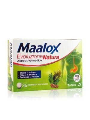 Maalox Evoluzione Natura Compresse