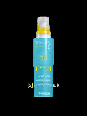 BioNike Defence Sun Latte Fluido 15