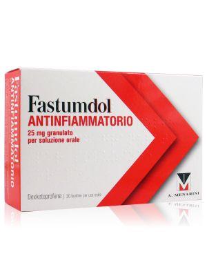 Fastumdol Antinfiammatorio 25 mg Granulato