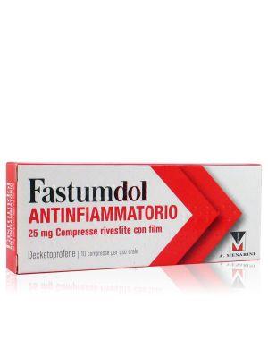 Fastumdol Antinfiammatorio 25 mg Compresse