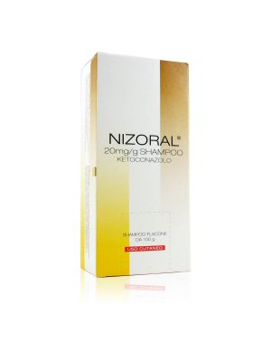 Nizoral Shampoo 20mg/g
