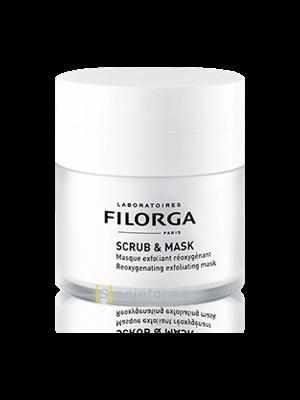 Filorga Scrub & Mask Maschera Esfoliante Ossigenante