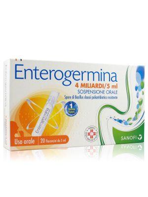 Enterogermina 4MLD/5 ml 20 fiale orali