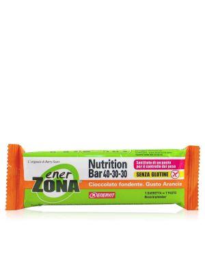 EnerZona Nutrition Bar 40-30-30 Gusto Cioccolato Fondente